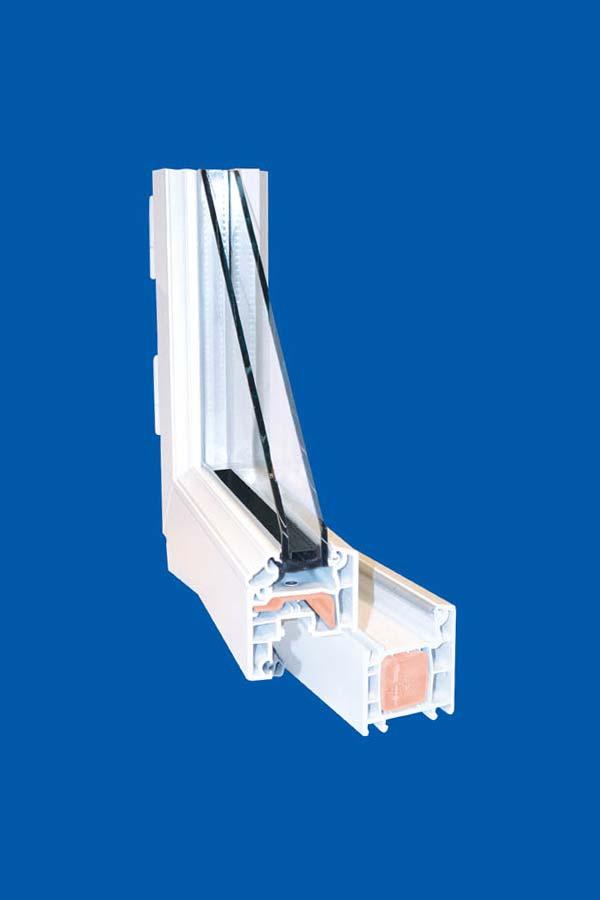 Isolation d'une fenêtre PVC